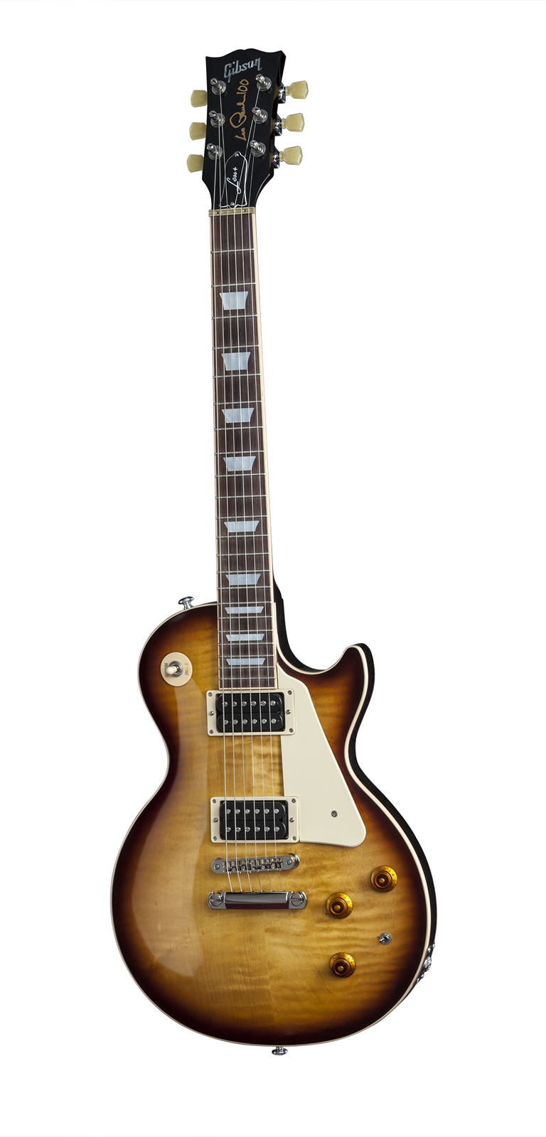 Gibson Les Paul Lp Less + 2015 Desert Burst + Etui
