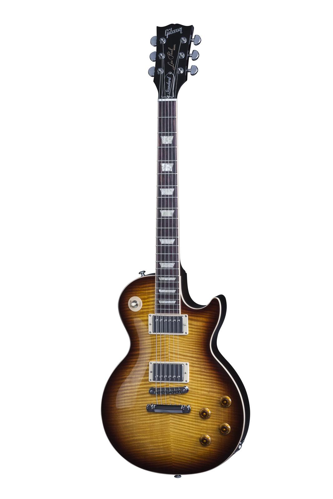 Gibson Les Paul Lp Standard 2016 T Desert Burst + Etui