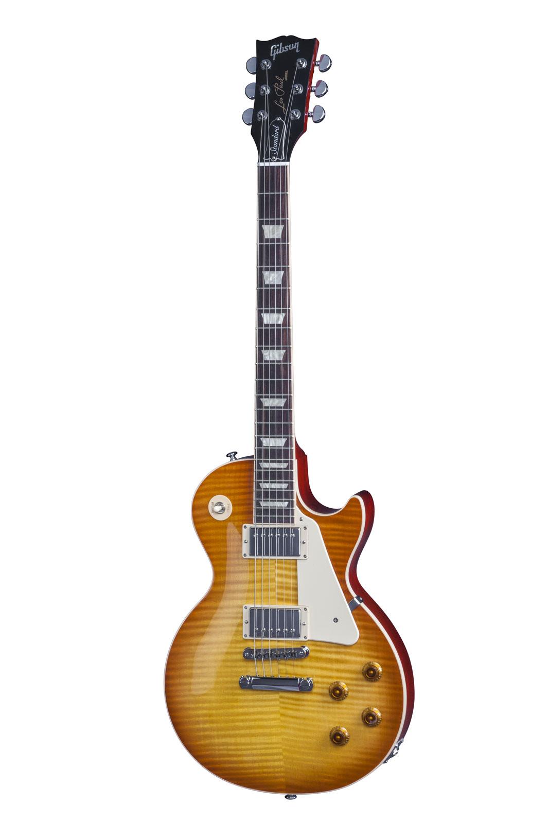Gibson Les Paul Lp Standard 2016 Hp Light Burst + Etui