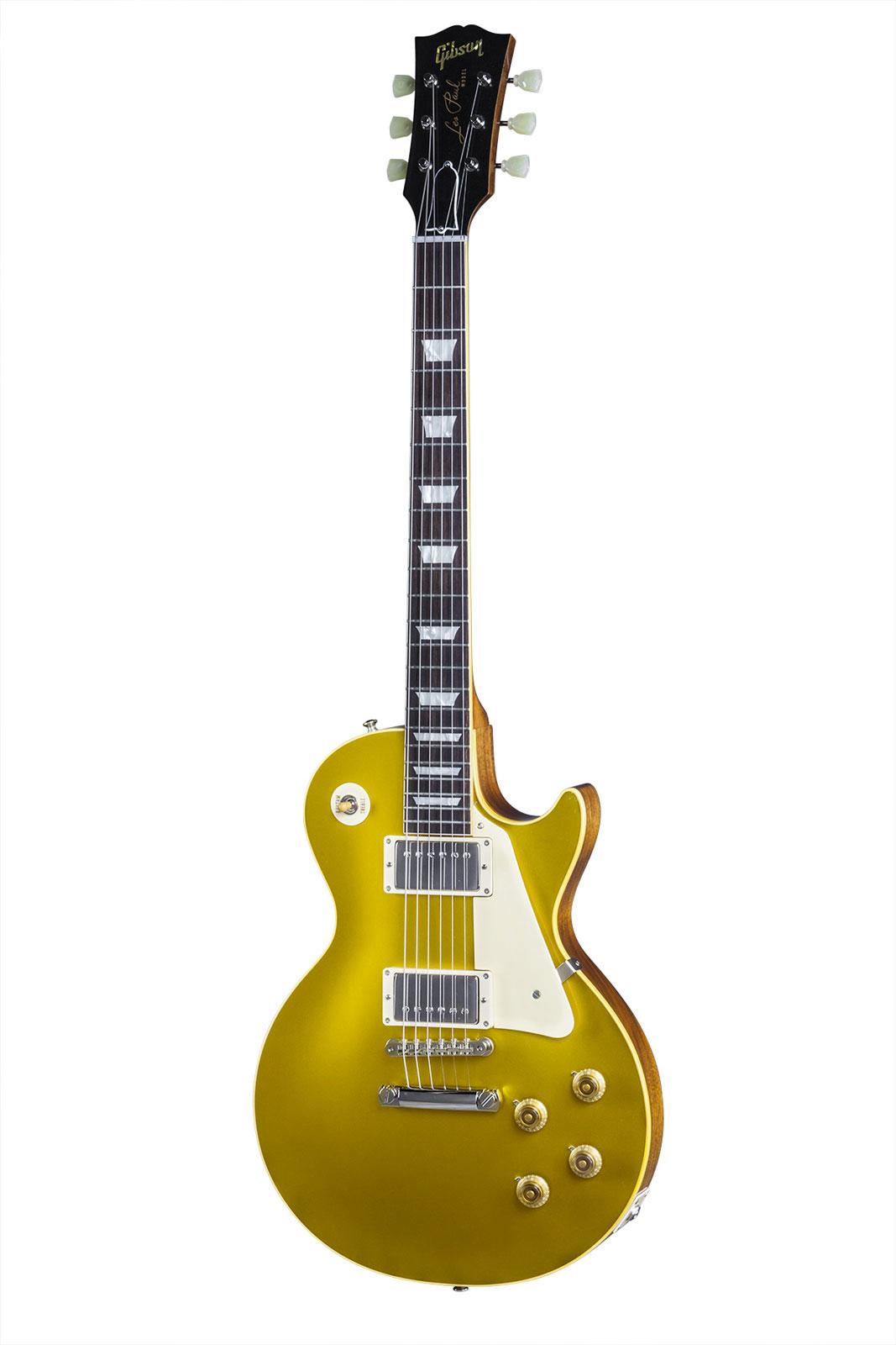 Gibson Custom Shop 1957 Les Paul True Historic Vos Antique Gold + Etui