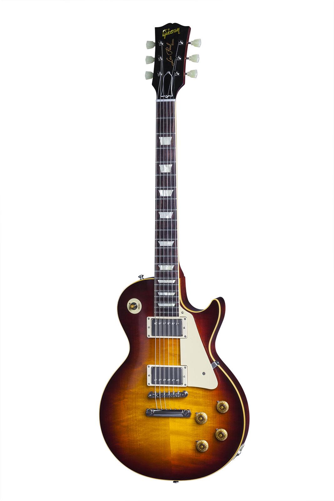 Gibson Custom Shop 1958 Les Paul True Historic Vos Vintage Cherry Sunburst + Etui