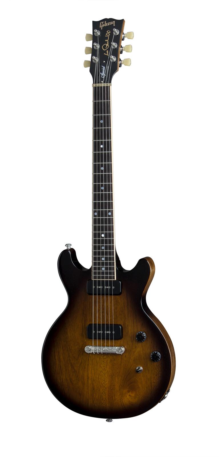 Gibson Les Paul Special Double Cut 2015 Vintage Sunburst + Etui