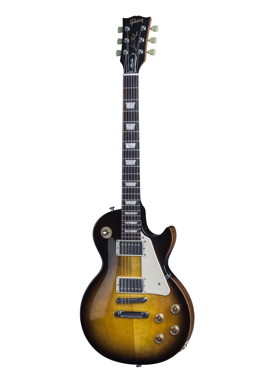 Gibson Les Paul Lp Studio 2016 T Vintage Sunburst + Etui