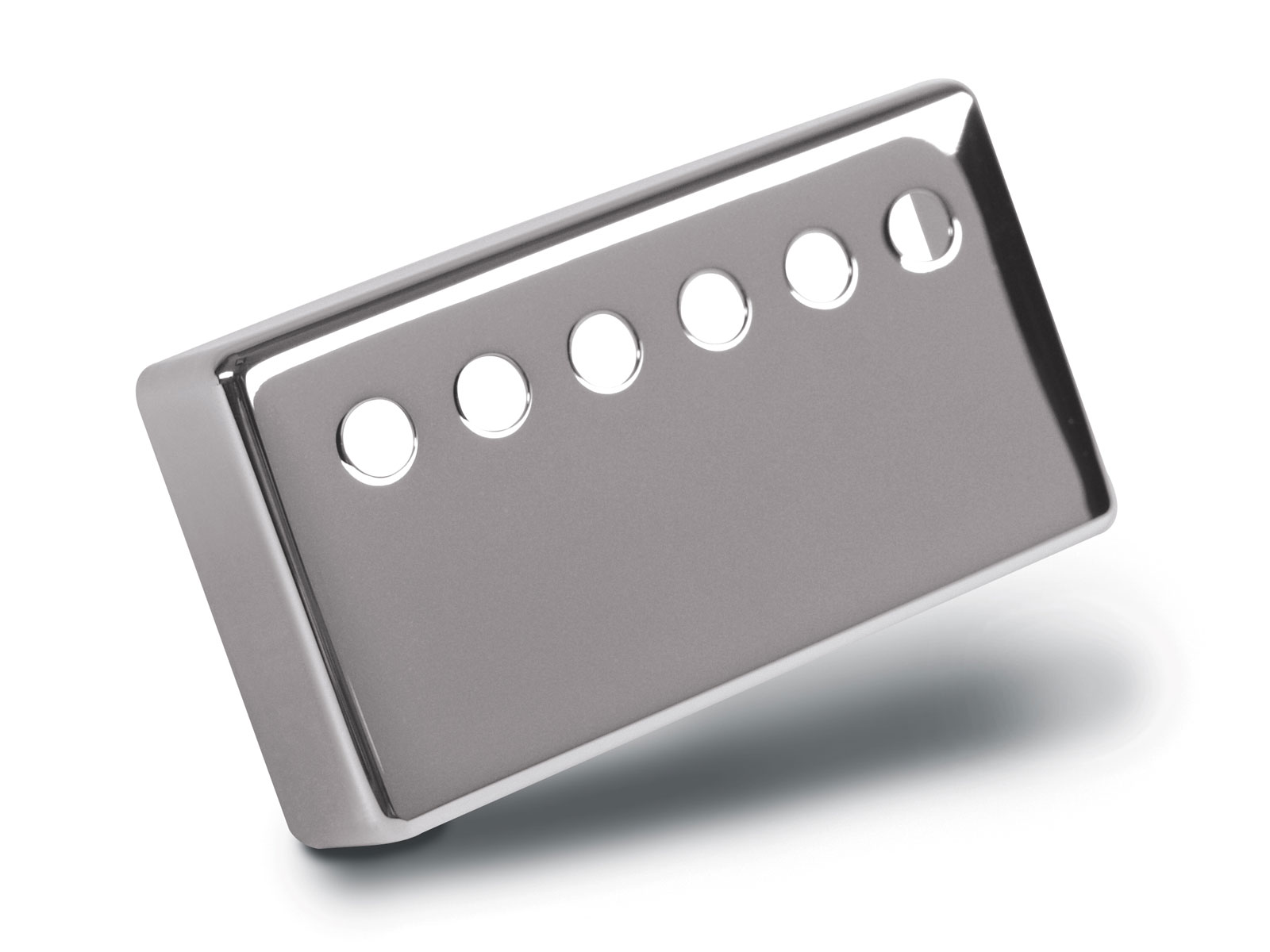 PART HUMBUCKER COVER, NECK (CHROME)