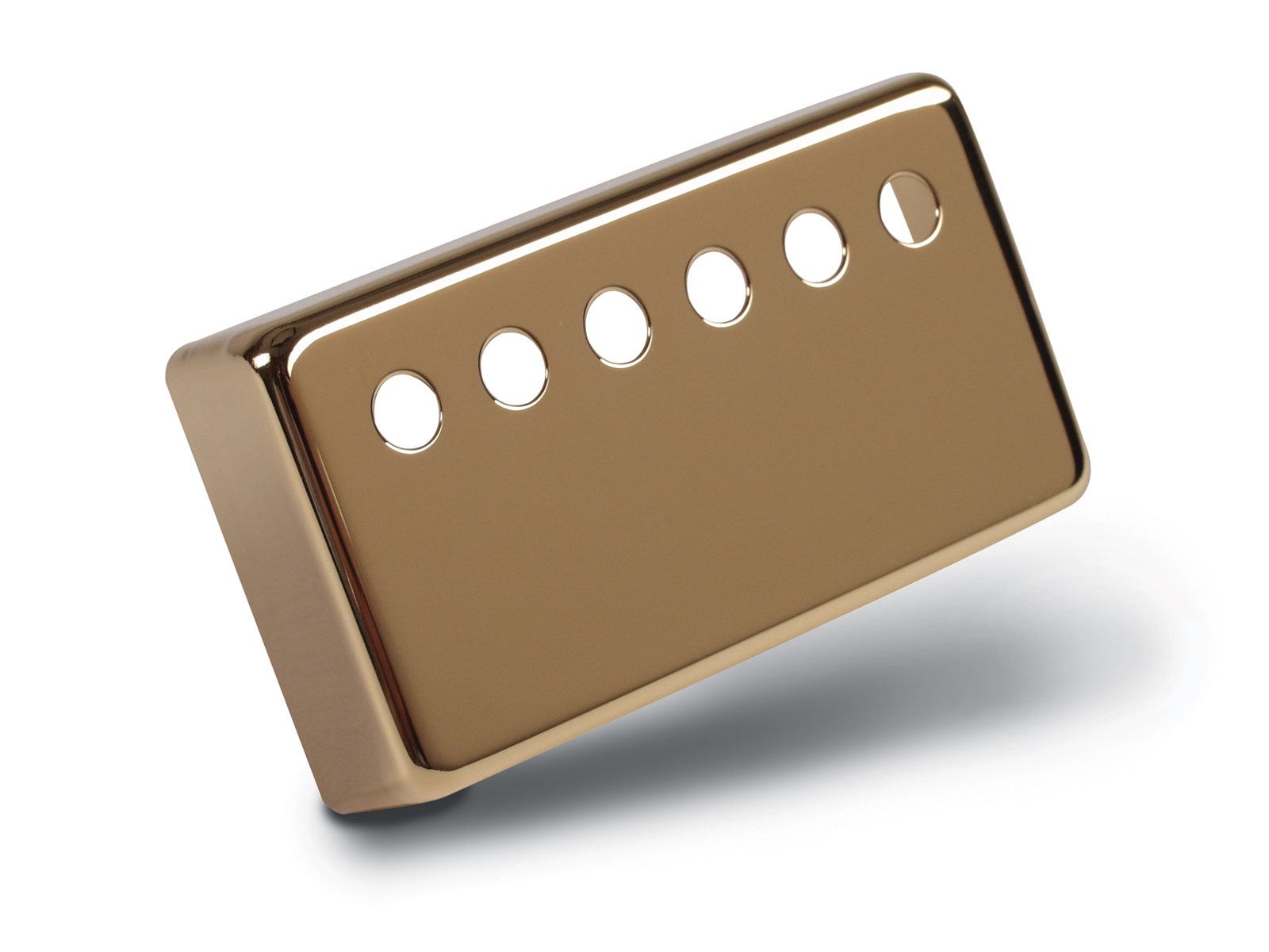 PART HUMBUCKER COVER, NECK (GOLD)