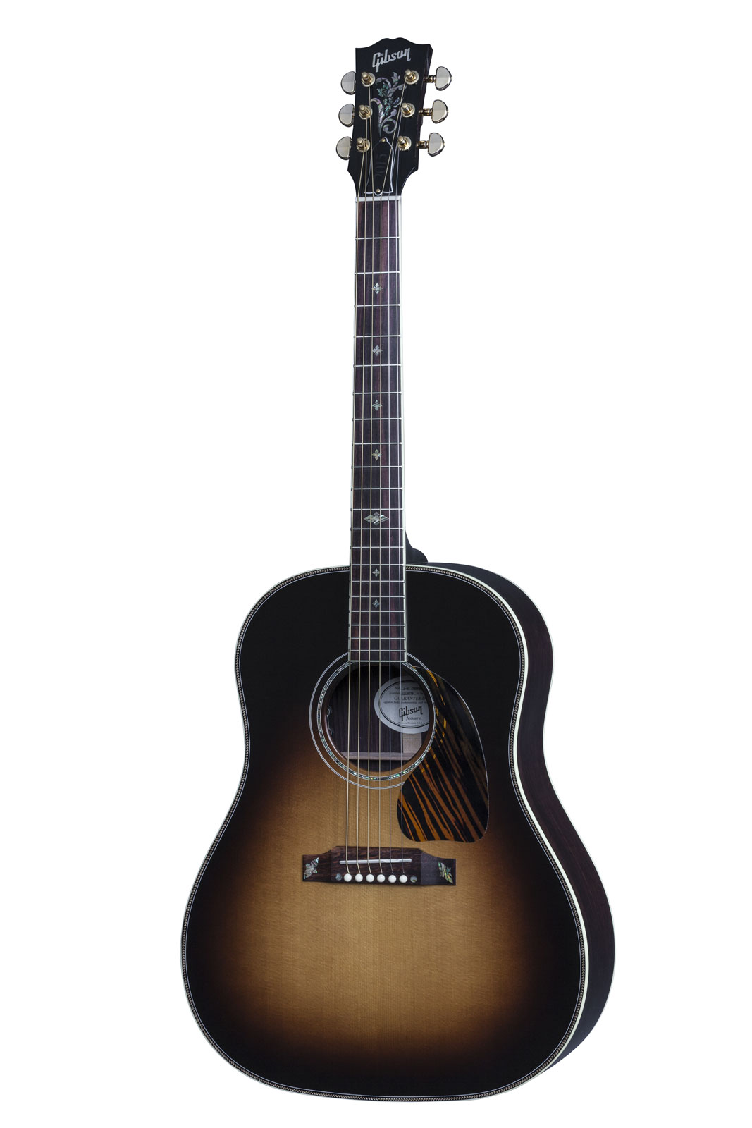 Gibson J45 Custom 2016 Vintage Sunburst + Etui