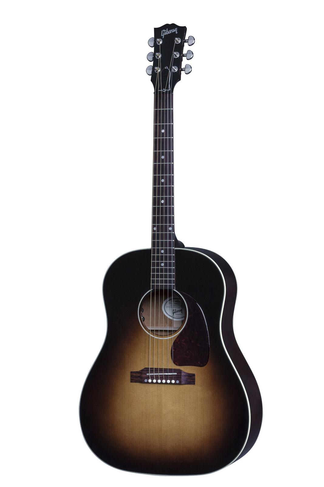 Gibson J45 Standard 2016 Vintage Sunburst + Etui