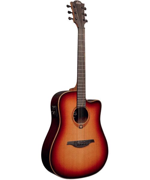 achat guitares folks electro acoust lag 2. Black Bedroom Furniture Sets. Home Design Ideas