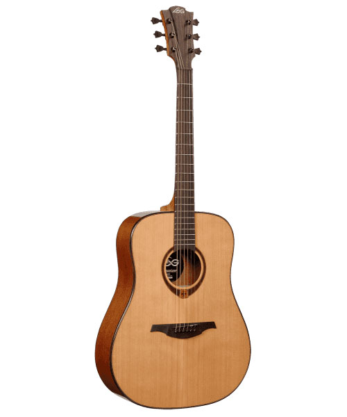 Guitare Acoustique Lag T200d