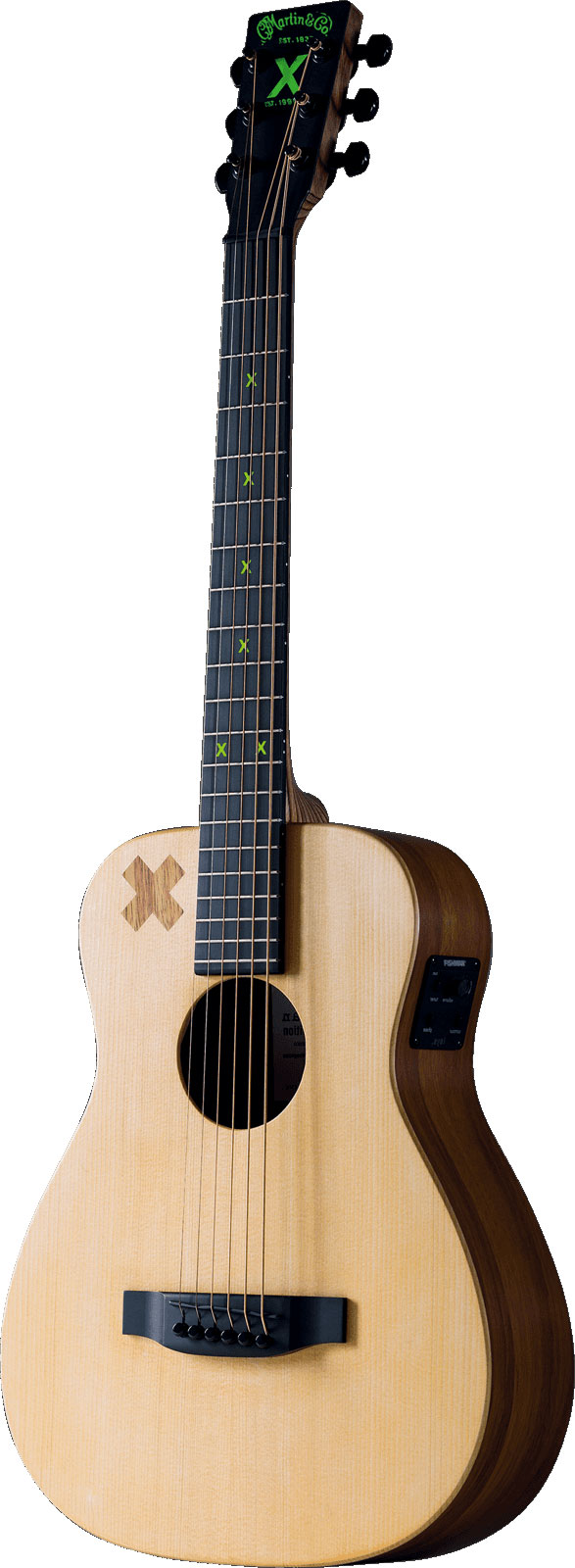 Martin Gaucher Little Martin Lx Ed Sheeran V2 + Housse