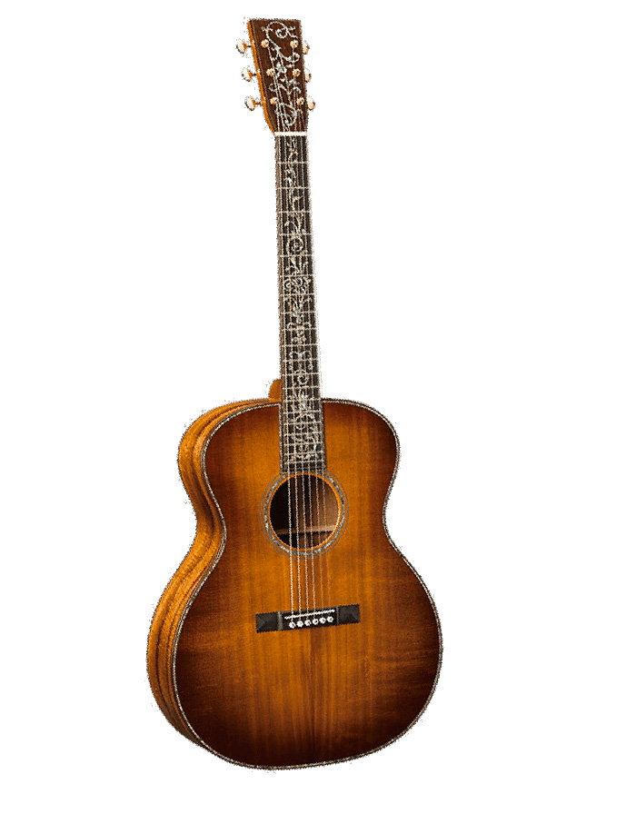 Martin Ss-gp42-15 Limited Edition + Etui