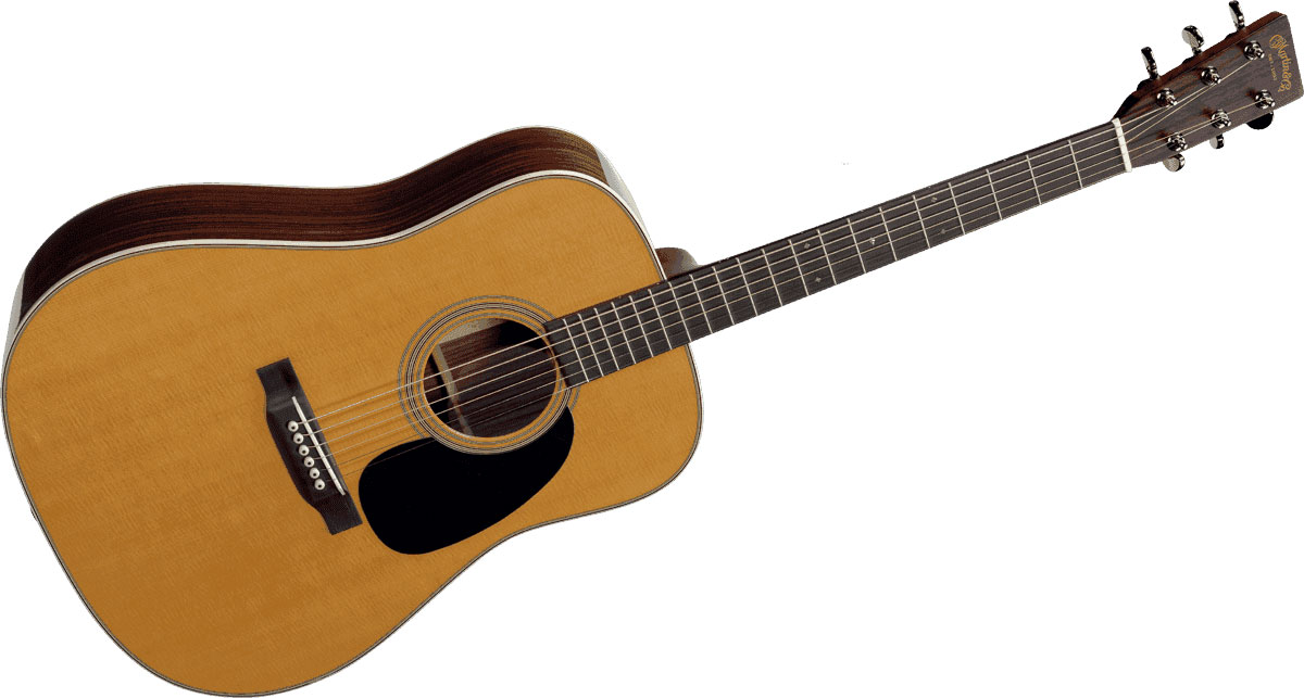Martin D-28 Custom Shop Cs14-002 + Etui