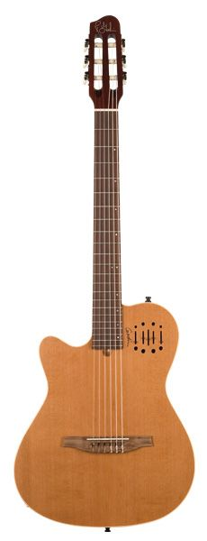 Godin Gaucher Multiac Nylon Encore Natural