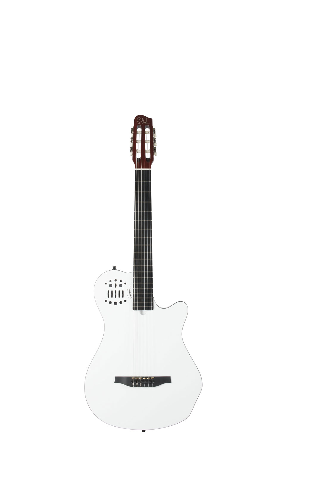 ACS GRAND CONCERT WHITE HG WITH GIGBAG