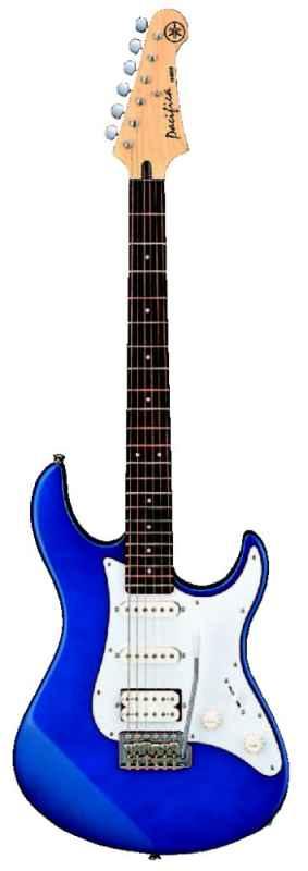 Yamaha Pacifica Pa012 Dark Blue Metallic