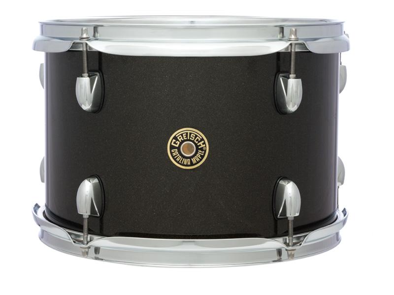 Gretsch Cm1-0708t-bbs - Tom Catalina Maple 2014 8 X 7 Glitter Black