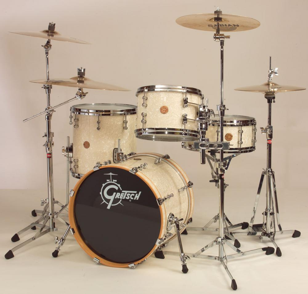 Gretsch New Classic Vintage Glass Gretsch Drums New Classic be