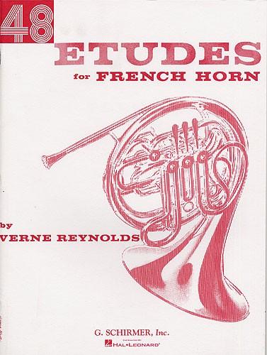 Verne Reynolds - 48 Etudes For French Horn
