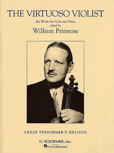 The Virtuoso Violist - Viola