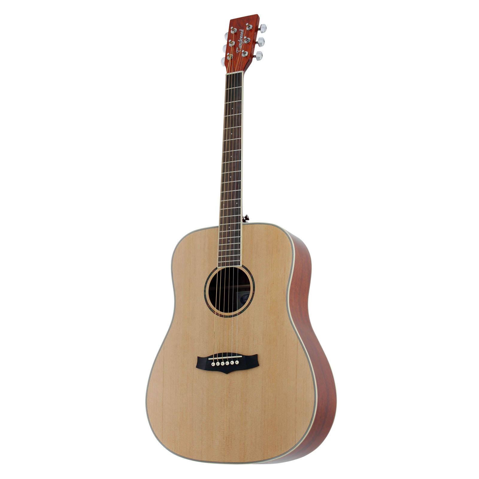 Tanglewood Pack Dbtdlxd Dreadnought Natural