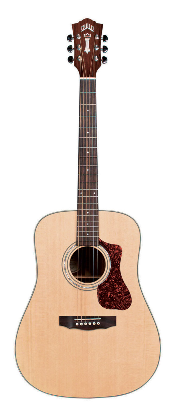 Guild Westerly D-140 Natural