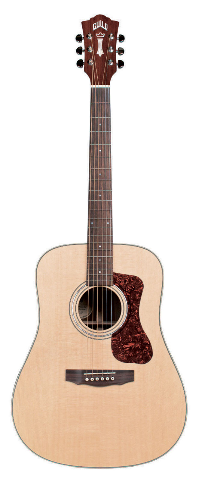 Guild Westerly D-150 Natural
