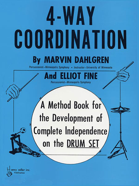 4 WAY COORDINATION DRUM - DRUMS & PERCUSSION