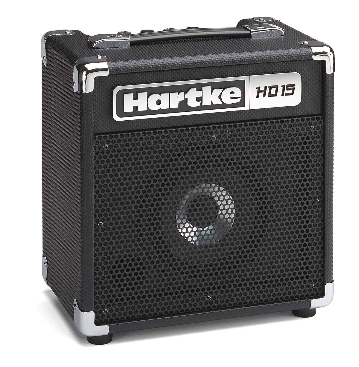 Hartke Hd15 - Combo Basse 1x6.5 - 15w