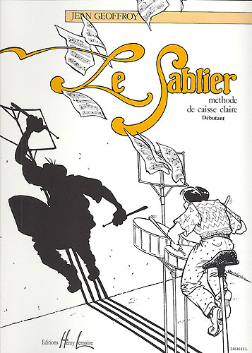 Geoffroy Jean - Le Sablier : Méthode De Caisse-claire
