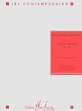 Schlee Thomas Daniel - Carnet Poetique Op.39 - Choeur Mixte A Cappella