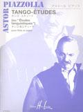 Piazzolla Astor - Tango - Etudes (6) - Flute, Piano