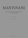 Mantovani Bruno - Concerto Pour Violoncelle - Violoncelle, Orchestre