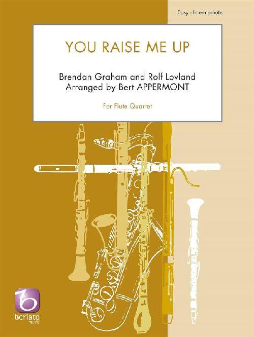 B. Graham Et R. Lovland - You Raise Me Up - Quatuor De Flutes Traversieres