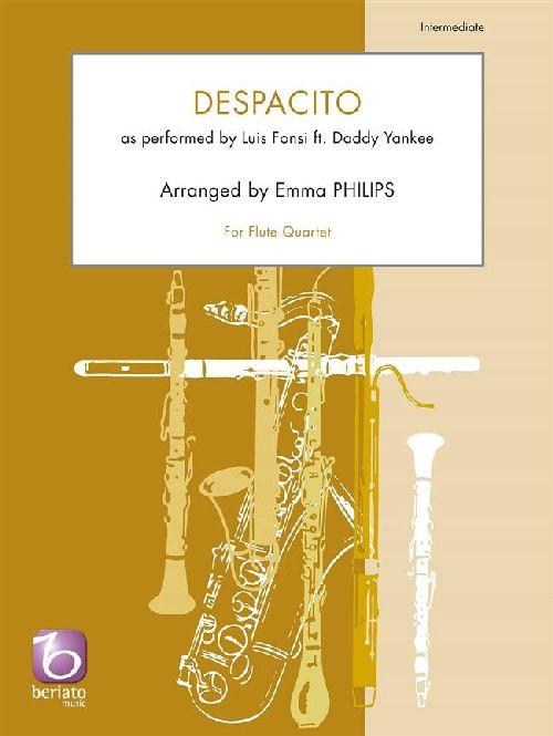 Despacito - Quatuor De Flutes Traversieres