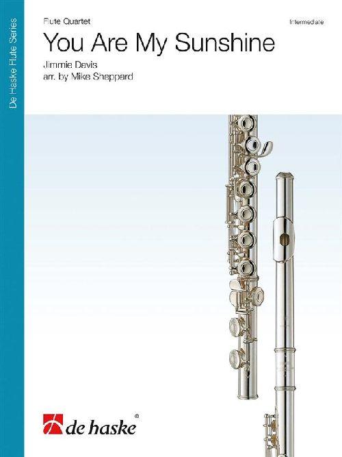 Jimmie Davis - You Are My Sunshine - Quatuor De Flutes Traversieres