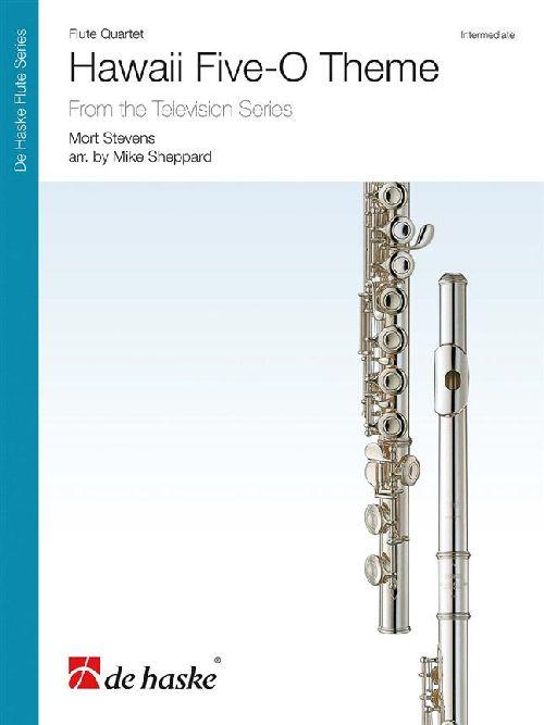 Mort Stevens - Hawaii Five-o Theme - Quatuor De Flutes Traversieres