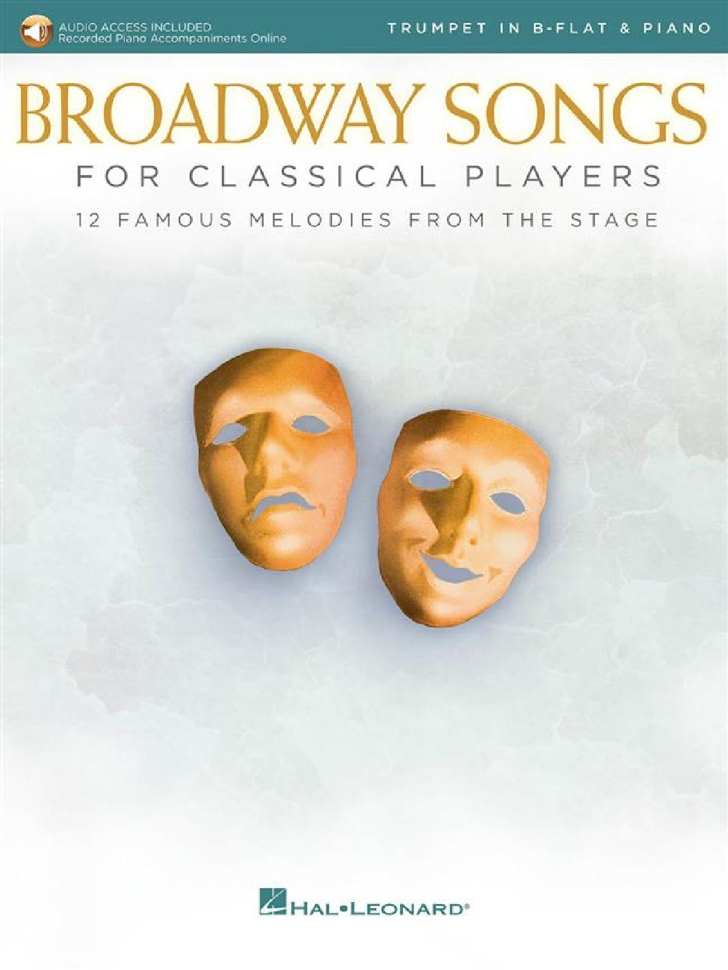 Broadway Songs For Classical Players - Trompette Et Piano