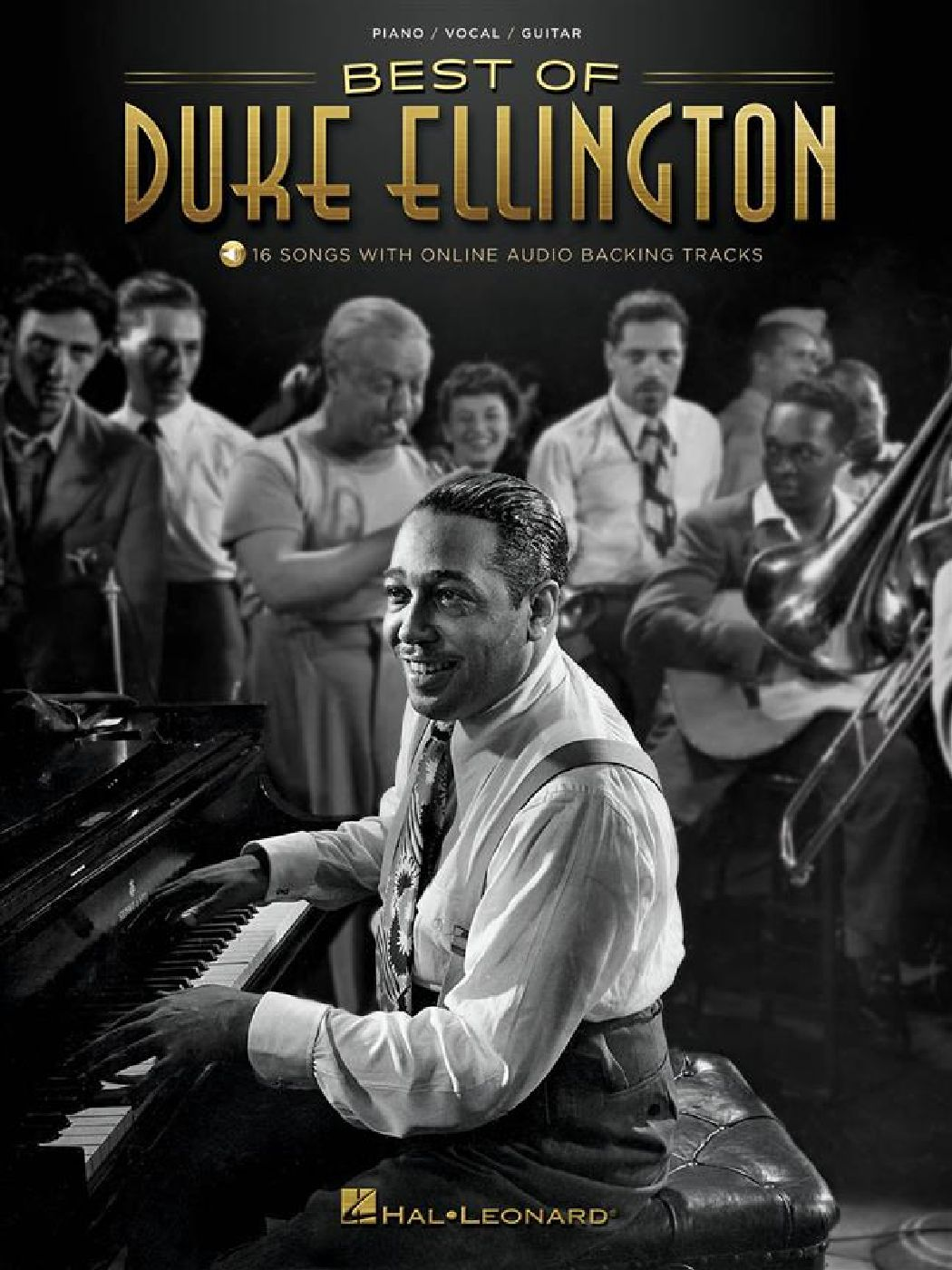 BEST OF DUKE ELLINGTON - PIANO, CHANT ET GUITARE