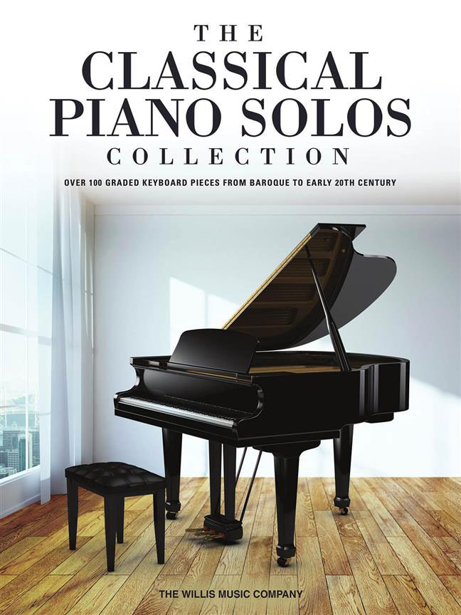 The Classical Piano Solos Collection