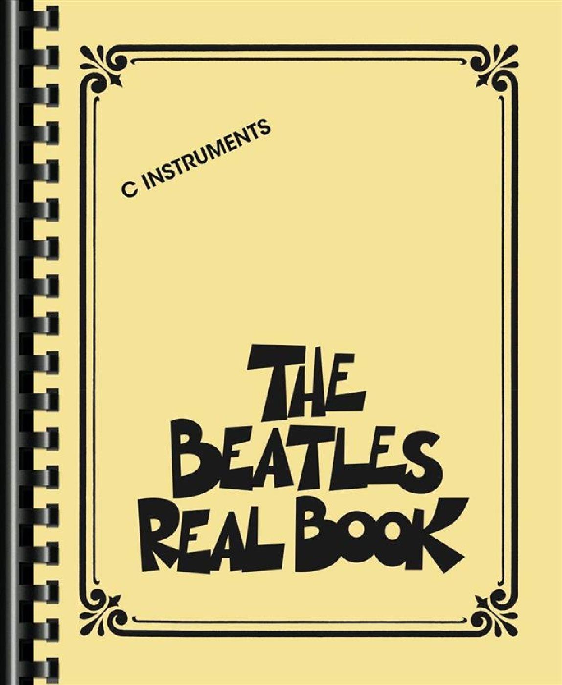The Beatles Real Book - Instruments En Ut