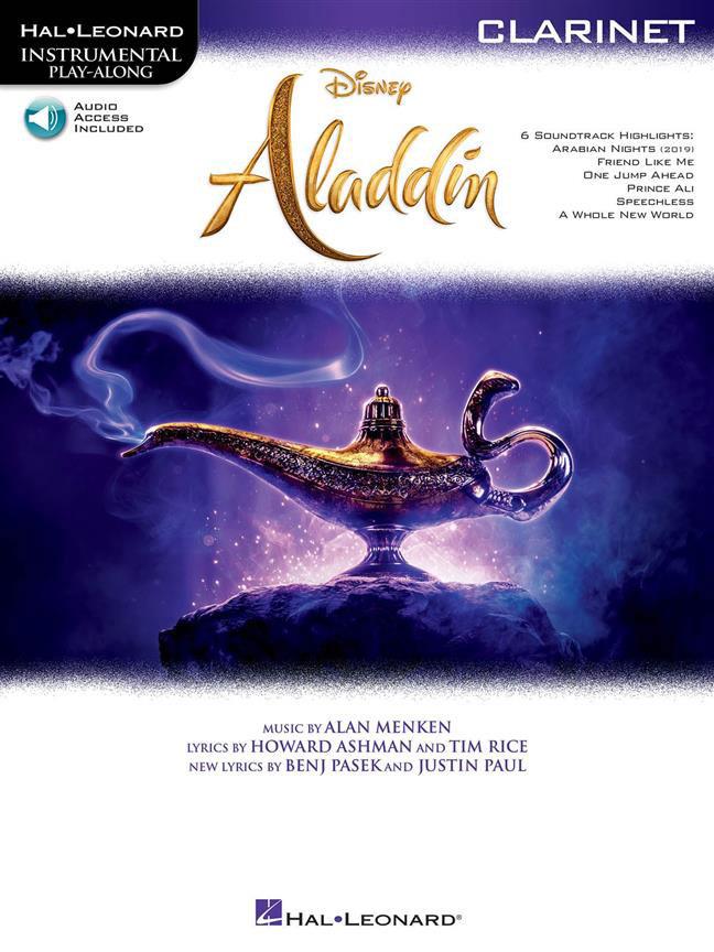 Aladdin - Clarinet