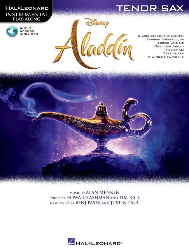 Aladdin - Tenor Sax