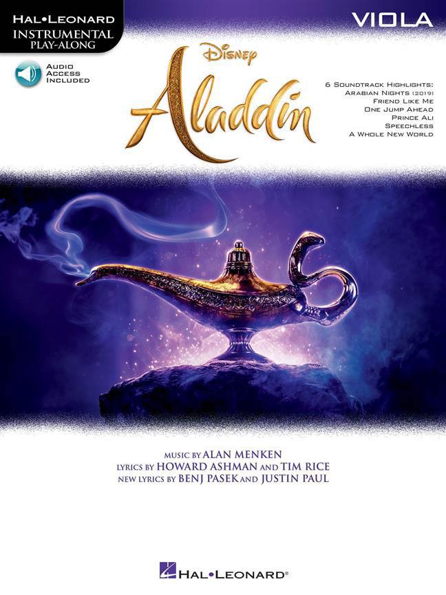 Aladdin - Viola