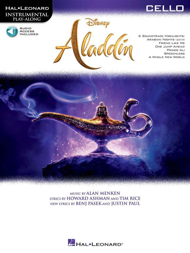 ALADDIN - CELLO