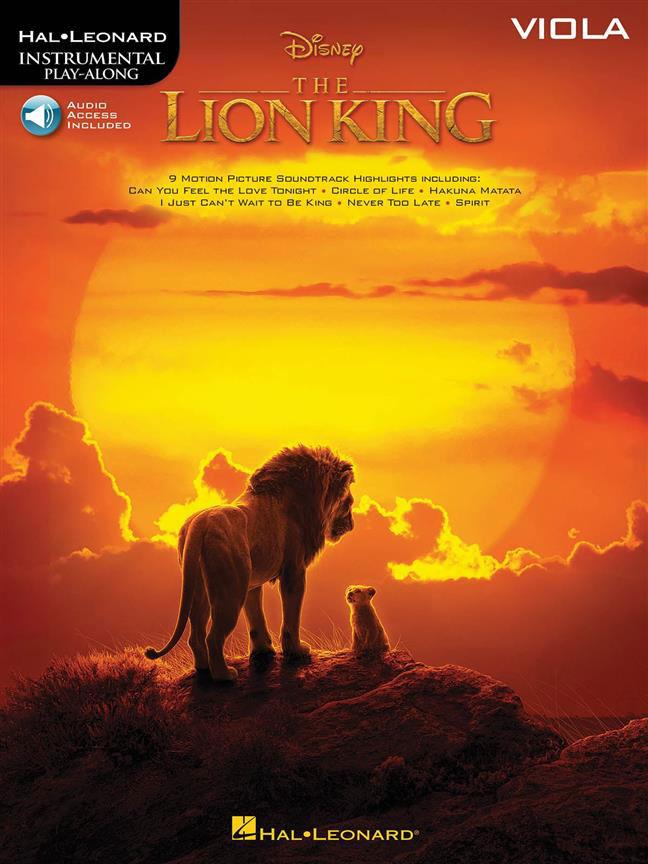 The Lion King - Viola