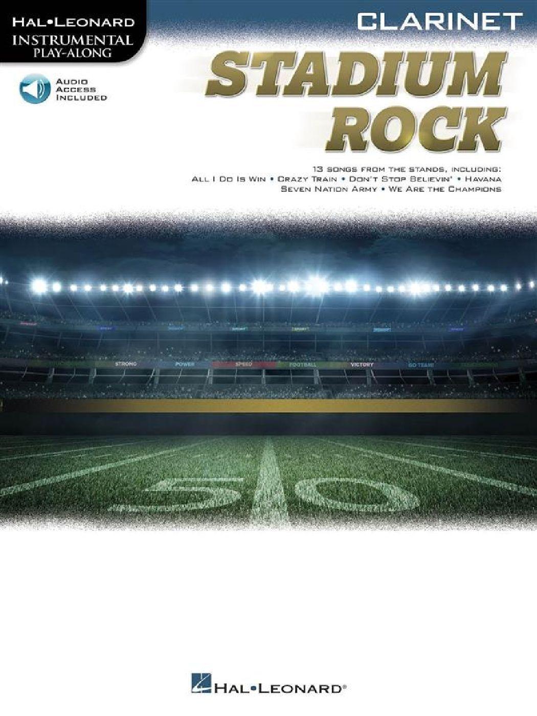 Stadium Rock - Clarinette