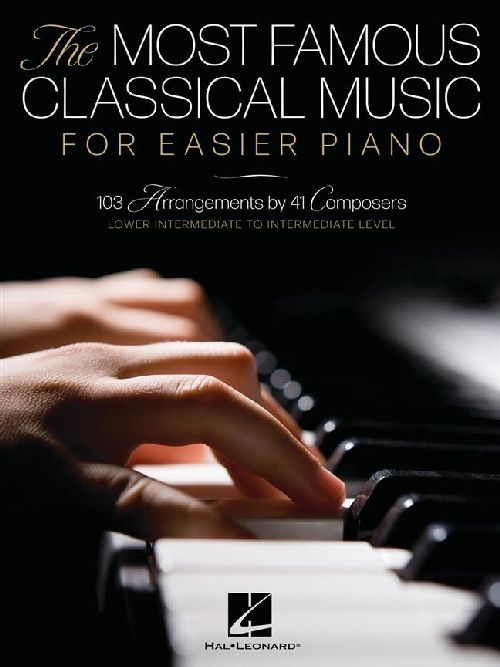 The Most Famous Classical Music For Easier Piano - Piano Facile
