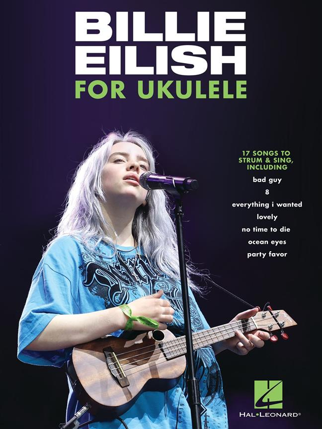 BILLIE EILISH FOR UKULELE - UKULELE