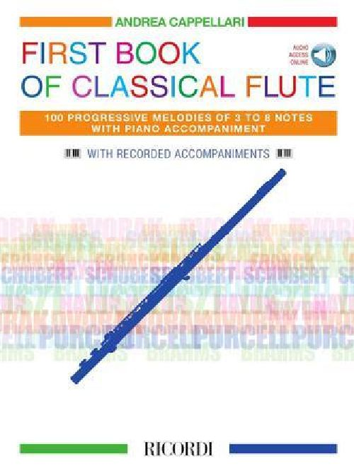 First Book Of Classical Flute - Flute Traversiere Et Piano