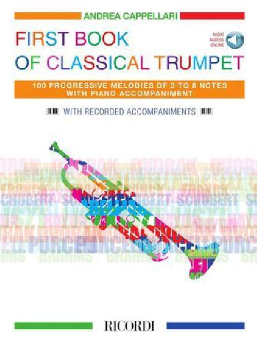 First Book Of Classical Trumpet - Trompette Et Piano